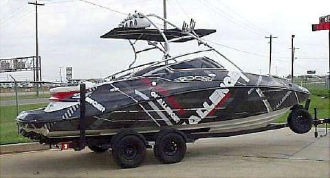 2008 Sea-Doo 230 Wake (430 hp)