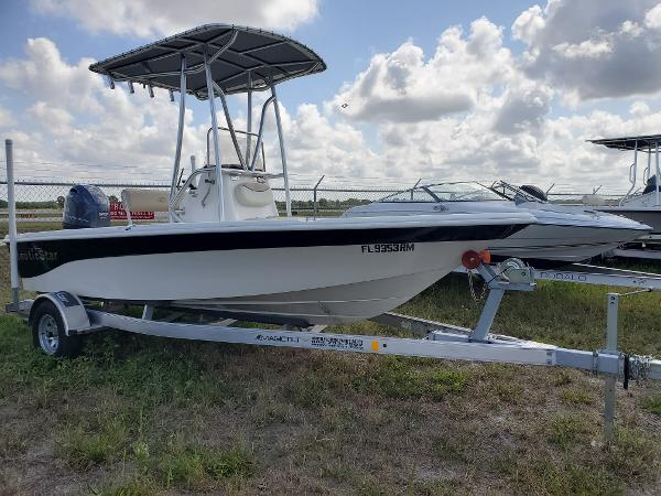 Check out this 2018 NAUTIC STAR 1810 NauticBay on Boattrader com
