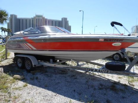 1986 Sea Ray 22 Pachanga