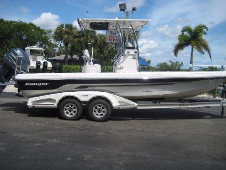 2010 Ranger 2410 Bay Ranger