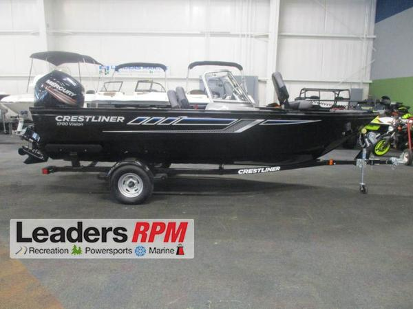 new 2018 crestliner 1700 vision wt kalamazoo mi 49009 rh boattrader com Wiring Harness Terminals and Connectors Ford Wiring Harness Kits