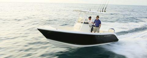 2017 Cobia Boats 220CC