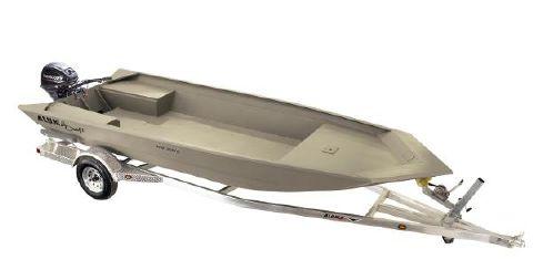 2018 Alumacraft MV 2072 AW