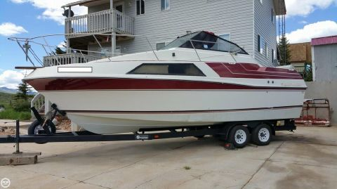 1987 Carver 279 Montego Cruiser 1987 Carver 279 Montego Cruiser for sale in Strawberry, UT