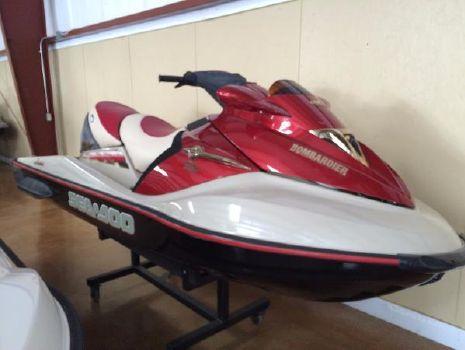 2002 Sea-Doo GTX Limited 155