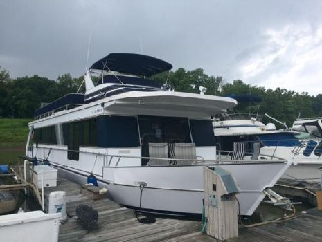 1998 Monticello Custom River Yacht