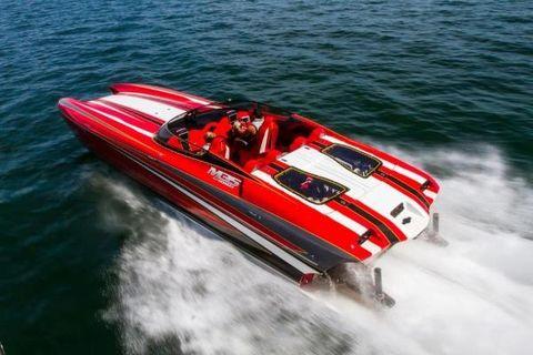 2014 Daves Custom Boats M35 DCB