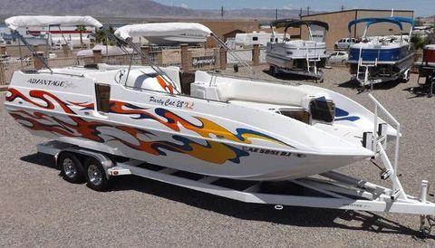 2006 Advantage Boats Party Cat