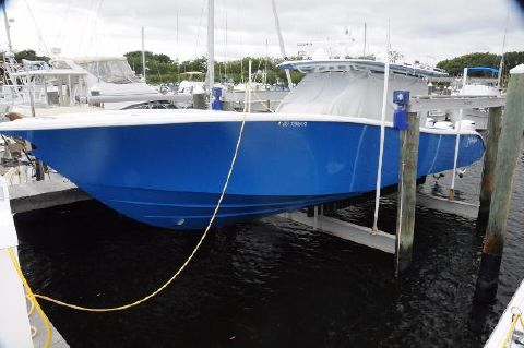 2015 Yellowfin 42 Ft. Lauderdale Blue