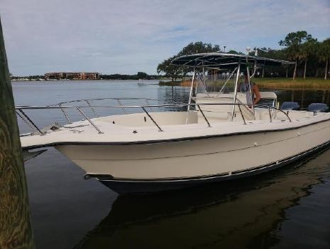 2000 PURSUIT 2870 Center Console
