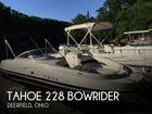 2008 Tahoe 228 Bowrider