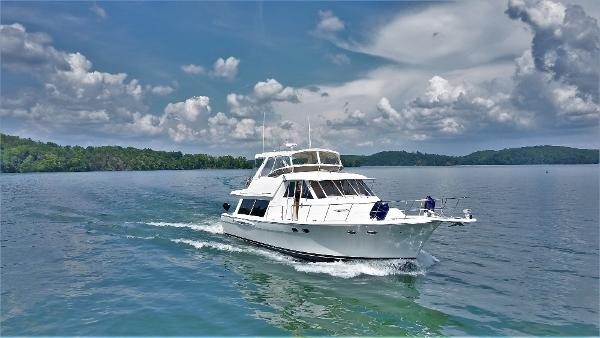 Used 2005 Meridian 490 Pilothouse Knoxville Tn 37772
