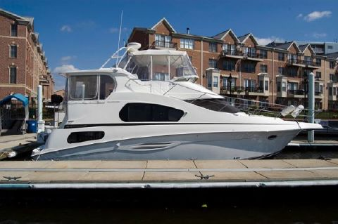 2008 Silverton 39 Motor Yacht MD Profile