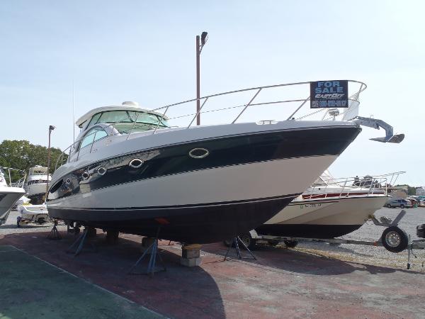 2002 Maxum 4200 SCR