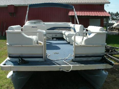 2001 Sweetwater Challenger 180XS