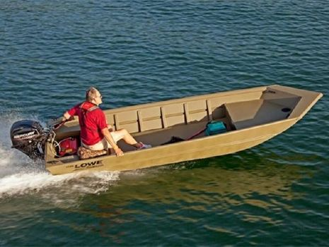 2015 LOWE BOATS Hunting Roughneck 1546