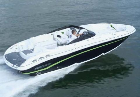 2006 Ebbtide 2600 SS Fun Cruiser DC Manufacturer Provided Image