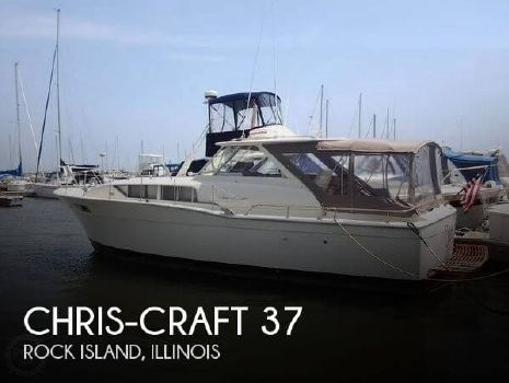 1968 Chris-Craft 35 Commander 1968 Chris-Craft 37 for sale in Rock Island, IL