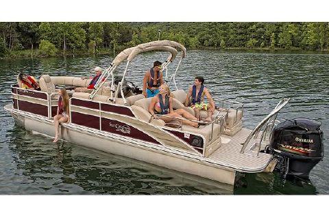 2017 G3 Boats SunCatcher Elite 326 DLX SS Manufacturer Provided Image