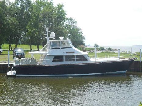 1994 Lyman-Morse 62 Motoryacht