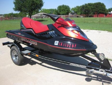 2006 Sea-Doo RXT 215 Super Charged