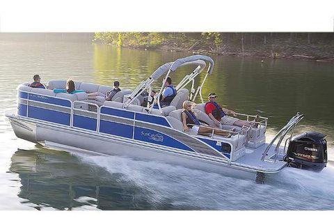2016 G3 Boats SunCatcher Elite 326 SS Manufacturer Provided Image