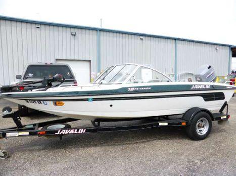 2000 Javelin Boats 18 FS VENOM