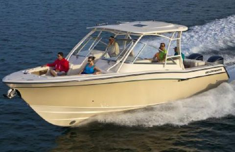 2013 Grady-White Freedom 335 Manufacturer Provided Image