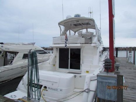 2000 Sea Ray 560 Sedan Bridge AFT IN SLIP