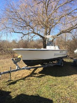 1997 CB boat works Alcar Pumpout Boat