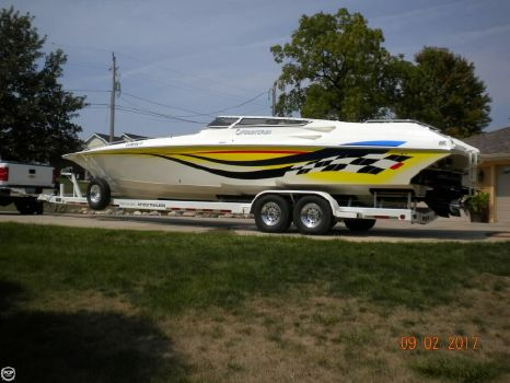 2004 Fountain Lightning 35 2004 Fountain Lightning 35 for sale in Oskaloosa, IA