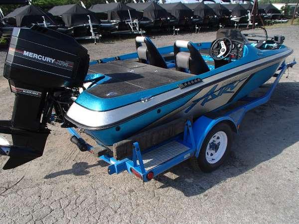1992 Astro Boats 17 SCX