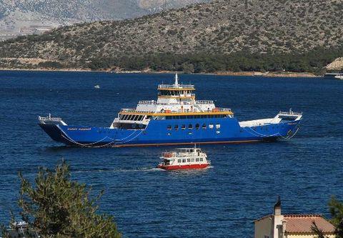2010 Ferry Car Passenger 344