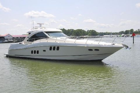 2007 Sea Ray 60 Sundancer