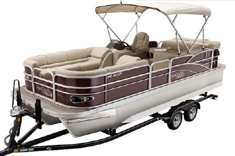 2016 G3 Boats SunCatcher X322 Cruise Manufacturer Provided Image