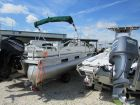 2004 WEERES 20 ft pontoon