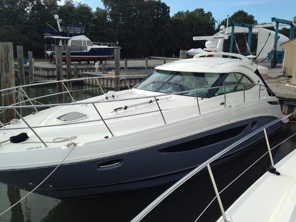 2014 Sea Ray 410 Sundancer