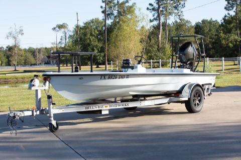 2015 Hell's Bay Boatworks Professional