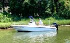 2015 Boston Whaler 210 Dauntless