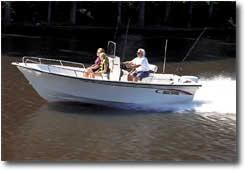 2016 May-craft 1800 Center Console Manufacturer Provided Image