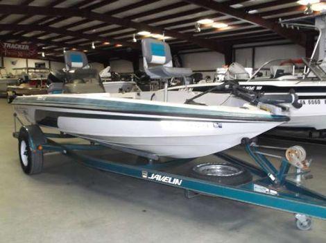 1996 Javelin Boats 369SE