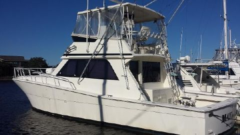 1992 Viking Sportfish