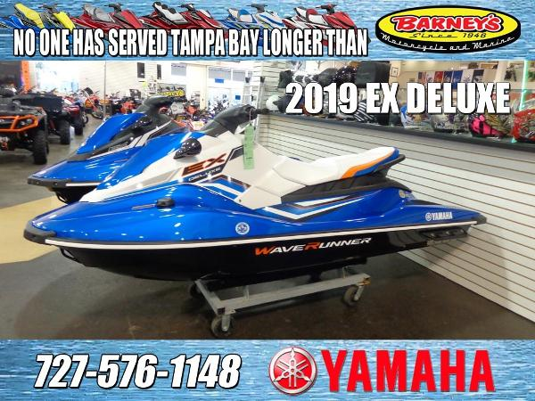 Check out this 2019 Yamaha WaveRunner EX Deluxe on Boattrader com