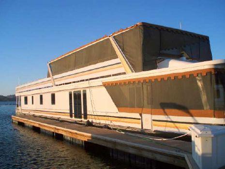 2001 Sumerset Houseboat