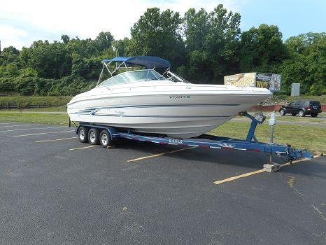 2001 Sea Ray 280 Bow Rider