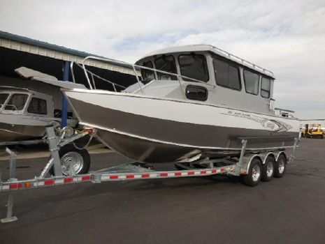 2018 Hewescraft 260 Pacific Explorer