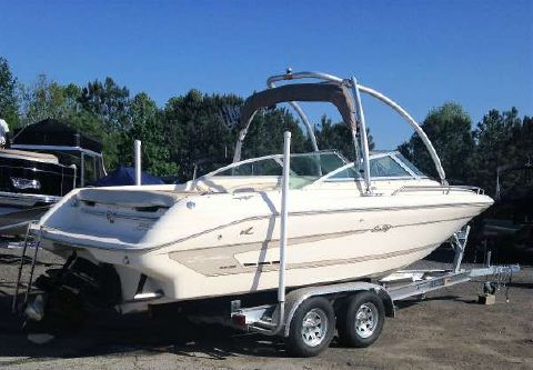 1995 Sea Ray 220 Signature-Select Anniversary-Edition