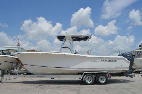 2008 Sea Hunt Triton 260