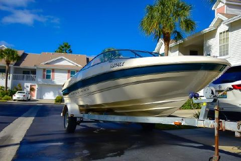2000 BAYLINER 1850 Capri Series LX