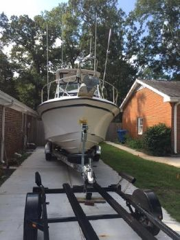 2000 GRADY - WHITE 272 Sailfish